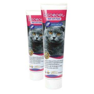 خرید مالت گربه ساده آسوپت - خمیر مالت برای گربه