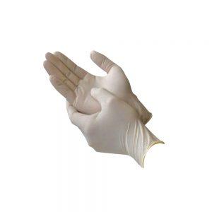 قیمت و خرید دستکش لاتکس طبیعی رزمریم